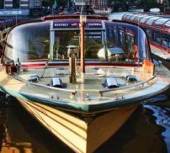 Amsterdam Boat Bar Cruise