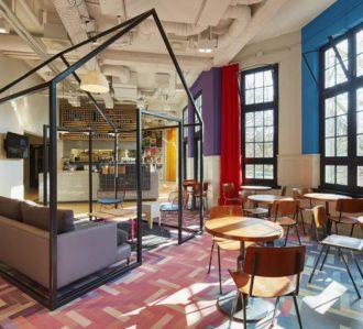 Amsterdam Designer Hostel