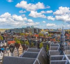 Amsterdam Lookout Tower