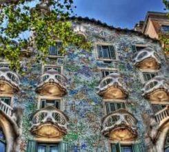 Barcelona Casa Batllo Tour
