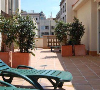 Barcelona Centre Apartment