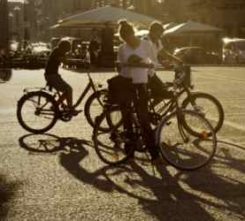 Barcelona Guided Bike City Tour