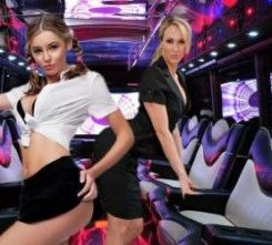 Barcelona Party Bus Airport Transfer And Stripper