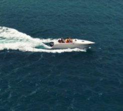 Barcelona Speedboat