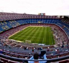 Barcelona Stadium Tour