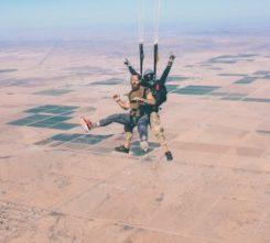Barcelona Tandem Skydiving