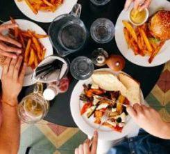 Belgrade Burger Dinner