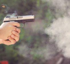 Belgrade Handguns Shooting