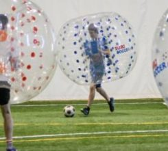 Belgrade Indoor Bubble Football