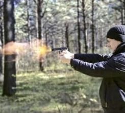 Belgrade Pistol Shooting