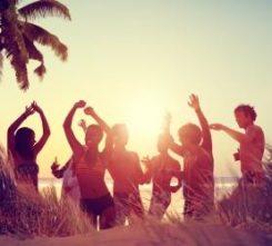 Benidorm Beach Party