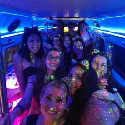 Benidorm Hen Party Bus