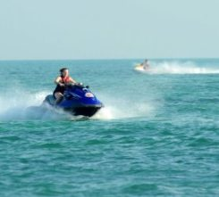 Benidorm Jet Skiing