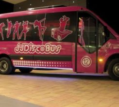 Benidorm Party Bus