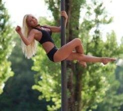 Benidorm Pole Dancing