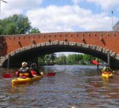 Berlin Kayak Tour