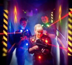 Berlin Laser Game