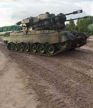 Berlin Tank Driving For Stag Groups