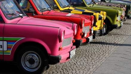 Berlin Trabant Tour