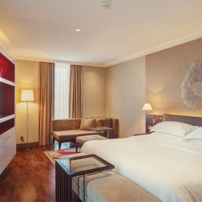 Bratislava 5 Star Hotel