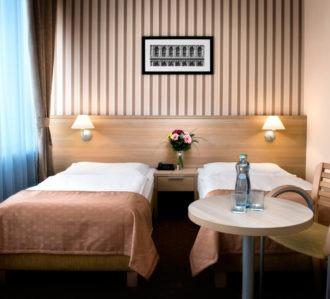 Bratislava Downtown 4 Star Hotel