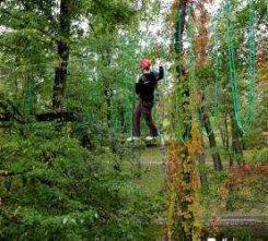 Bratislava High Ropes Park