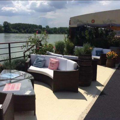 Bratislava Houseboat