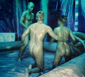 Bratislava Naked Mud Wrestling