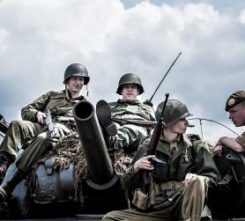 Bratislava Tank Ride