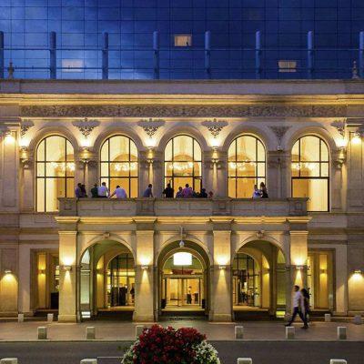 Bucharest Branded 4 Star Hotel