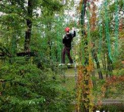 Bucharest High Ropes Park