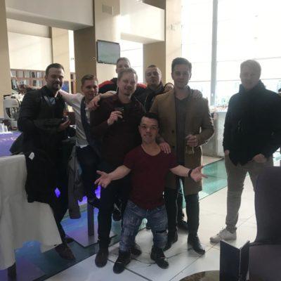 Bucharest Lauri March 2018