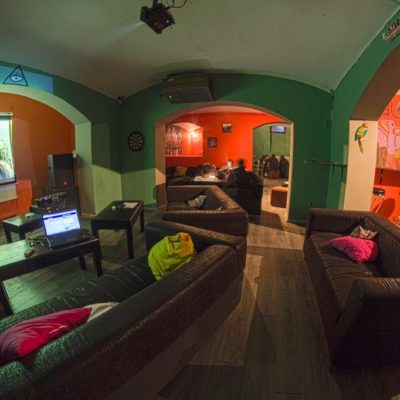 Bucharest Party Hostel