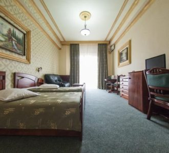 Bucharest Suite Hotel