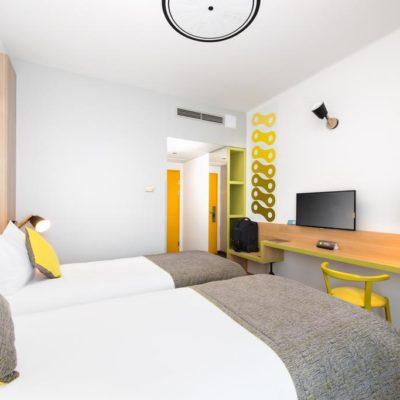 Budapest Branded 3 Star Hotel