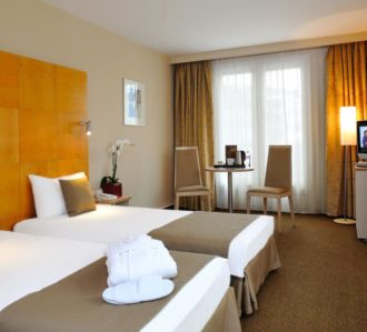Budapest Central 4 Star Hotel