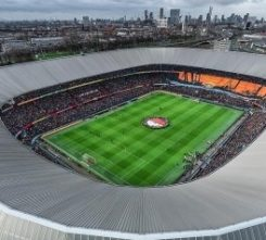 Feyenoord Rotterdam Football Match