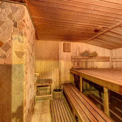 Finnish Sauna In Kiev