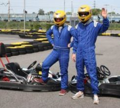 Gdansk Outdoor Karting