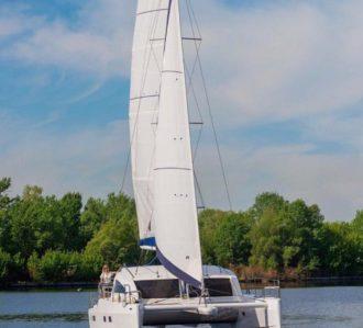 Kiev Catamaran Yacht
