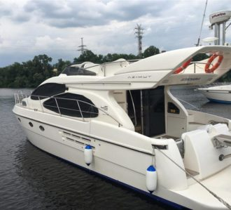 Kiev Luxury Motorboat Rental