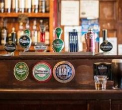 Kiev Pub Crawl Beers