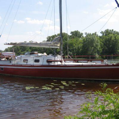 Kiev Stripper Yacht
