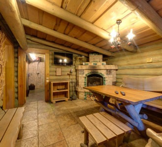 Kiev Traditional Banya