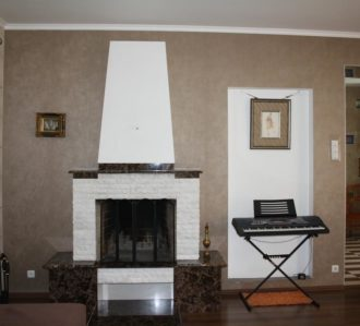 Living-room in Kiev villa
