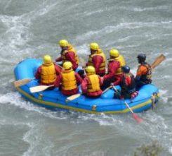 Ljubljana Rafting