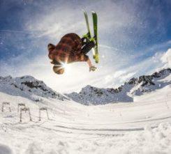 Ljubljana Skiing