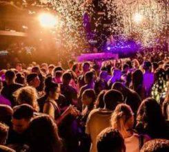 Rotterdam Nightclub Vip Table