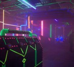 Rotterdam Underwater Laser Tag