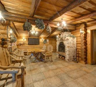 Russian Sauna Restroom Kiev